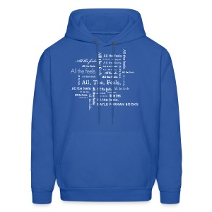All The Feels Overload Men's Hoodie - Men's Hoodie