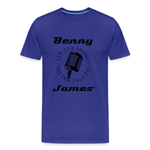 Men's Premium T-Shirt - Benny James - Men's Premium T-Shirt