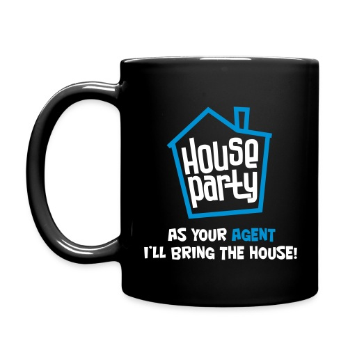 house-party (right mug) - Full Color Mug