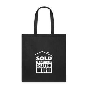 favorite-4-letter-word tote - Tote Bag