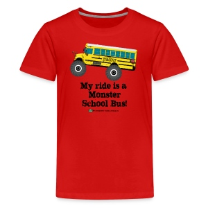 My Ride - Kids' Premium T-Shirt