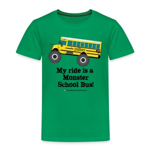 My Ride - Toddler Premium T-Shirt