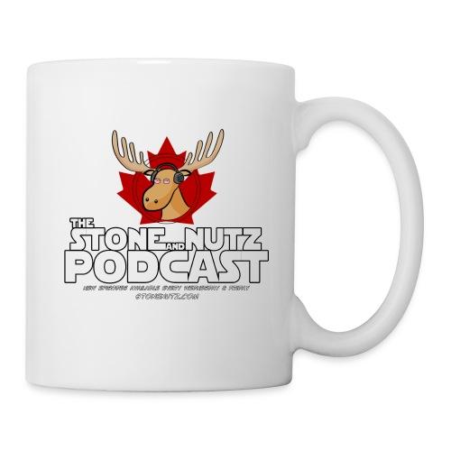 Stone & Nutz Coffee Cup - Coffee/Tea Mug