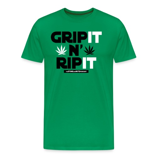 Grip it n' Rip it  - Men's Premium T-Shirt