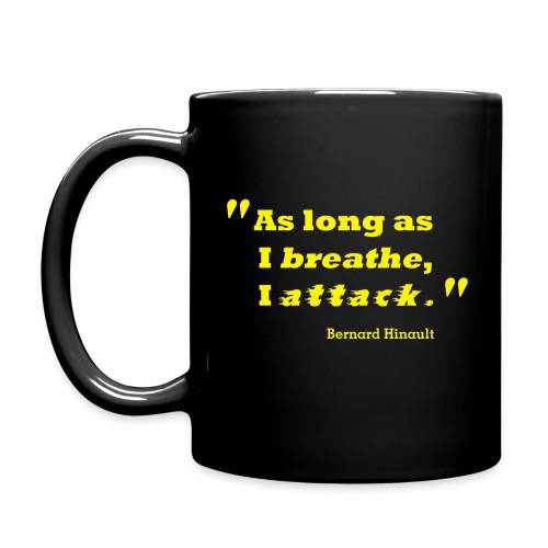 Attack Like Hinault Mug - Full Color Mug