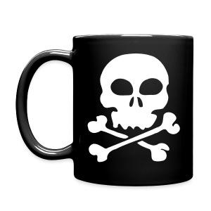 Skull Mug - Full Color Mug