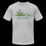 T-Shirts ~ Men's T-Shirt by American Apparel ~ Rough Golf - Mens T-Shirt by American Apparel