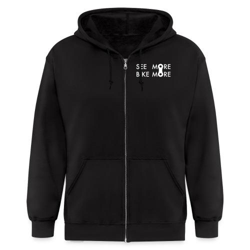 Unisex Hoodie - Men's Zip Hoodie