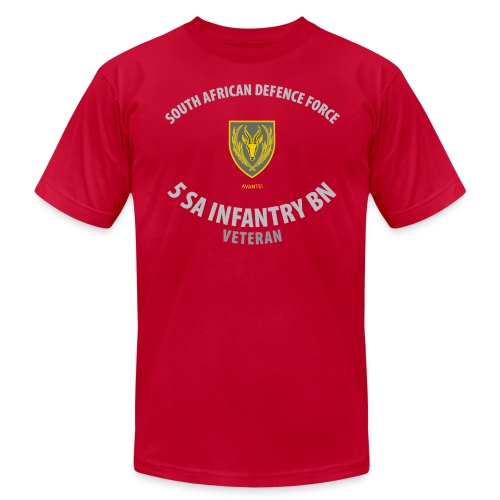 SADF 5 SA Infantry Battalion - Hi Quality - Men's  Jersey T-Shirt