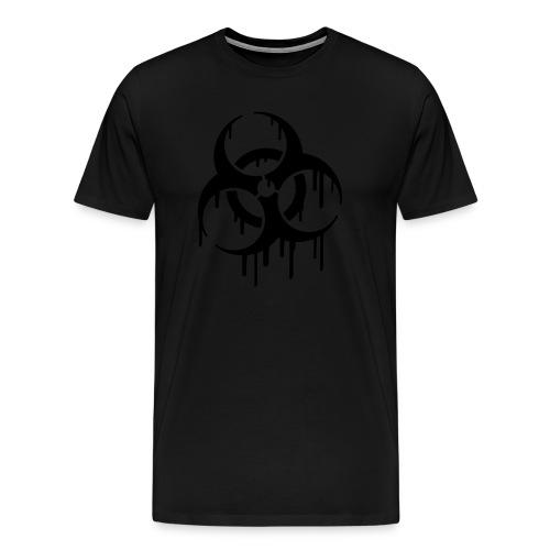 Graffiti Toxic Shirt - Men's Premium T-Shirt