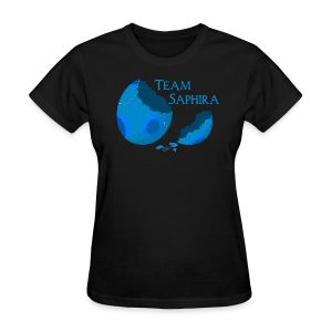 Team Saphira! (Women) - Women's T-Shirt