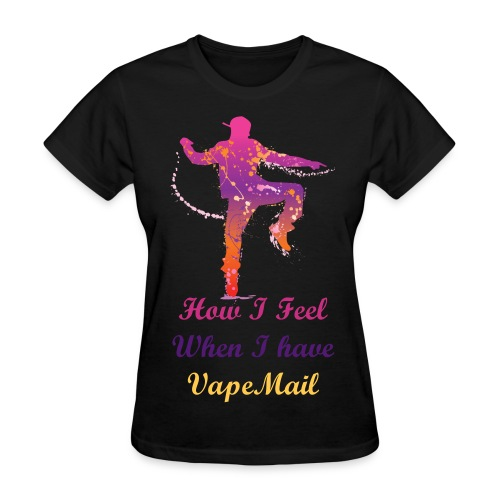 VapeMail - Women's T-Shirt