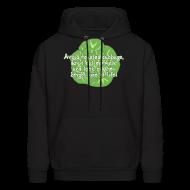 Hoodies ~ Men's Hoodie ~ Avoid Roasted Cabbage! (Unisex)