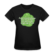 Women's T-Shirts ~ Women's T-Shirt ~ Avoid Roasted Cabbage (Women)