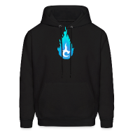 Hoodies ~ Men's Hooded Sweatshirt ~ Brisingr! (Unisex)