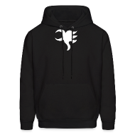Hoodies ~ Men's Hooded Sweatshirt ~ Yawë - Elf Friend (Unisex)