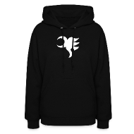 Hoodies ~ Women's Hoodie ~ Yawë - Elf Friend (Women)
