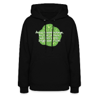Hoodies ~ Women's Hoodie ~ Avoid Roasted Cabbage! (Women)
