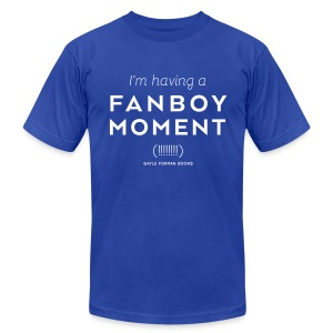 Fanboy Moment! Men's T-Shirt - Men's T-Shirt by American Apparel