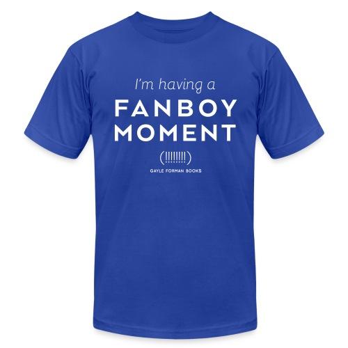 Fanboy Moment! Men's T-Shirt - Men's Fine Jersey T-Shirt