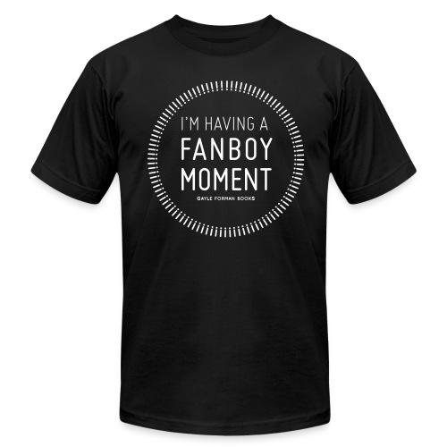 Fanboy Moment Circle Men's T-Shirt - Men's Fine Jersey T-Shirt