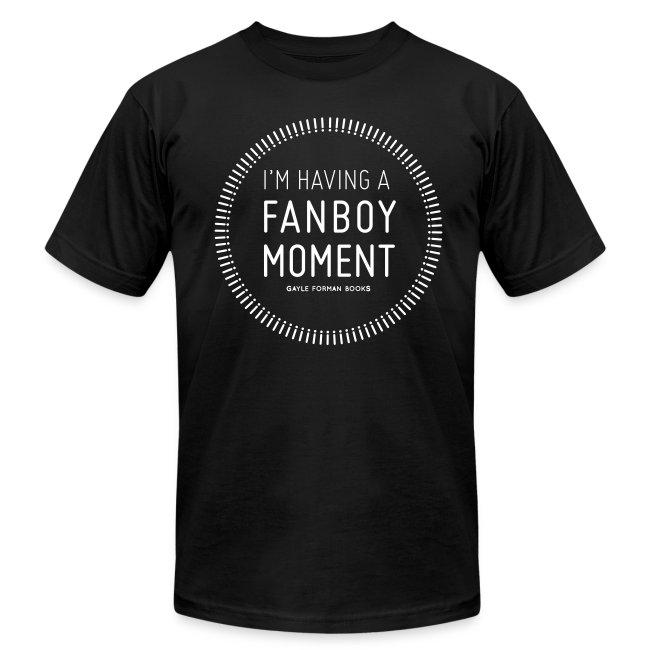Fanboy Moment Circle Men's T-Shirt