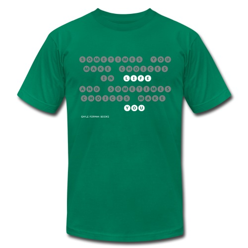 Choices Men's T-Shirt - Men's Fine Jersey T-Shirt