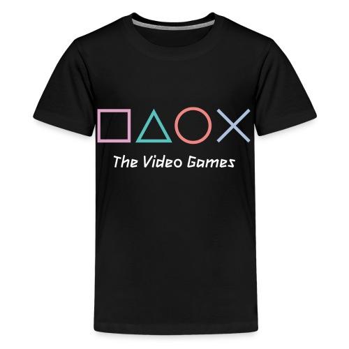 The Art of Video Games - Kids' Premium T-Shirt
