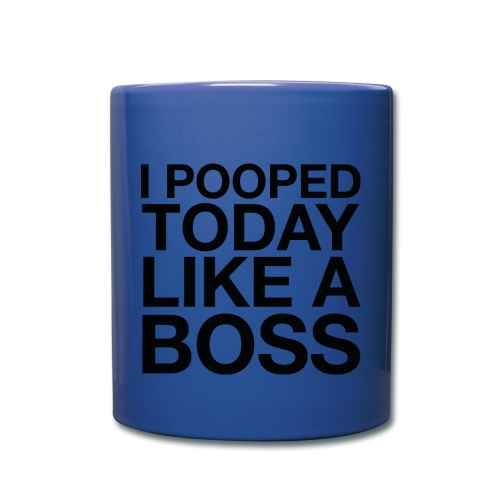 Oh PooP - Full Color Mug