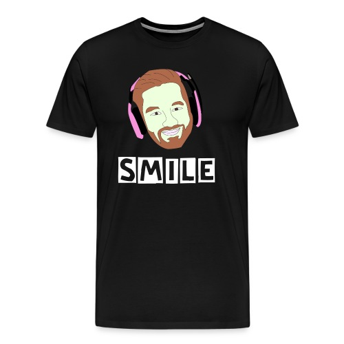 Smile - Men's Premium T-Shirt