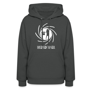Licensed to Sell hooded sweat - Women's Hoodie