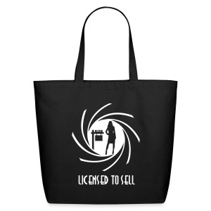 Licensed to Sell cotton tote - Eco-Friendly Cotton Tote