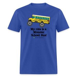 My Ride - Men's T-Shirt