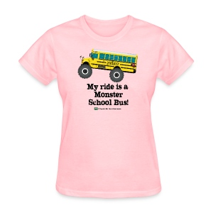 My Ride - Women's T-Shirt
