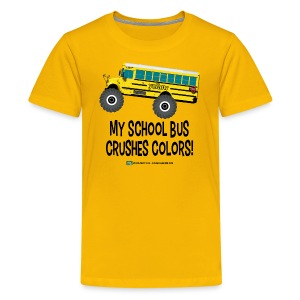 Crushes Colors - Kids' Premium T-Shirt