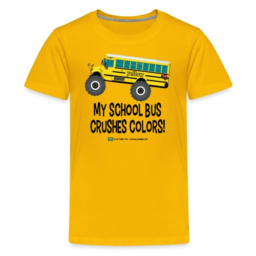 Crushes Colors - Kids' Premium T-Shirt