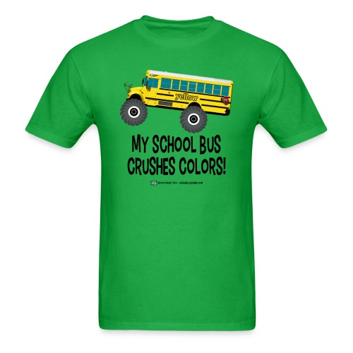 Crushes Colors - Men's T-Shirt