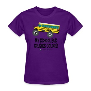 Crushes Colors - Women's T-Shirt