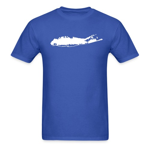 Long Island - Men's T-Shirt