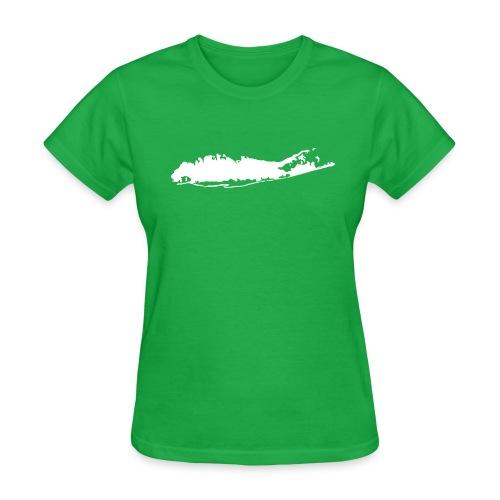 Long Island - Women's T-Shirt