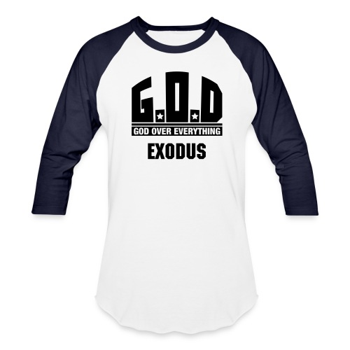 G.O.D done right - Baseball T-Shirt