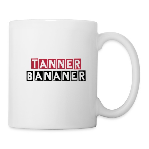 TannerBananer Coffee Mug - Coffee/Tea Mug