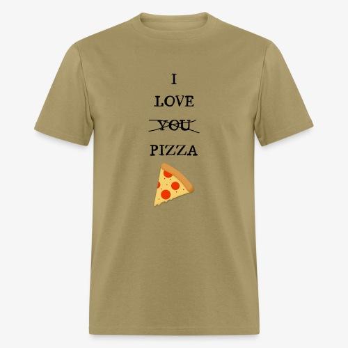 I Love Pizza - Men's T-Shirt