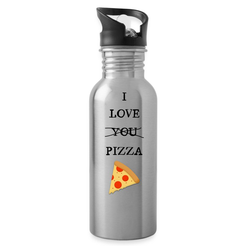 I Love Pizza - Water Bottle
