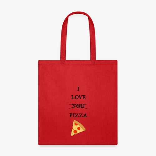 I Love Pizza - Tote Bag