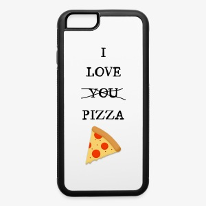 I Love Pizza - iPhone 6/6s Rubber Case