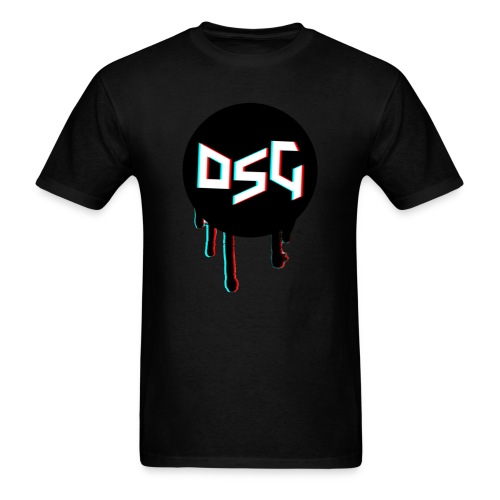 DubstepGutter Black 250K - Men's T-Shirt