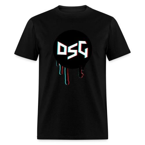 DubstepGutter Black 250K - Men's T-Shirt