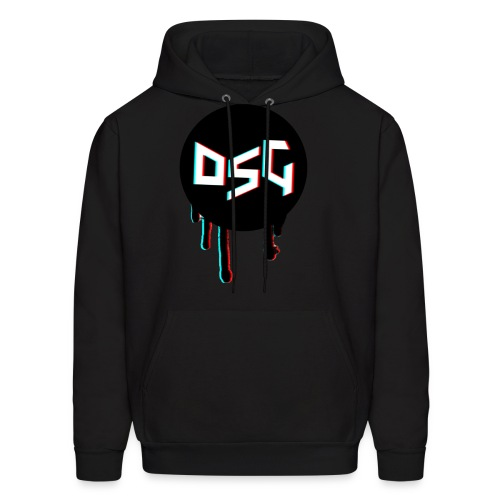 DubstepGutter Black 250K - Men's Hoodie