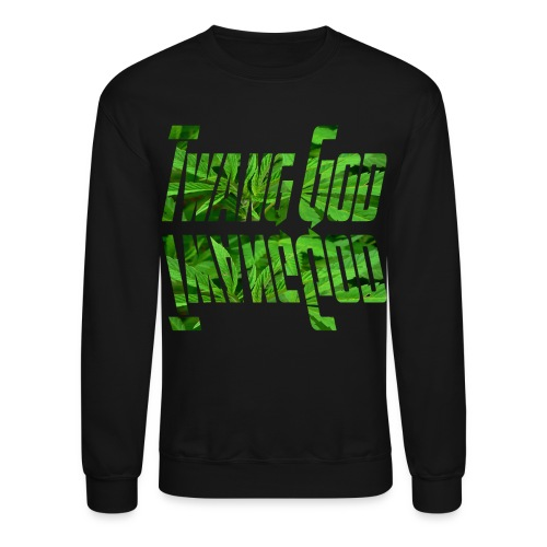 Men's Twang God Crewneck - Crewneck Sweatshirt